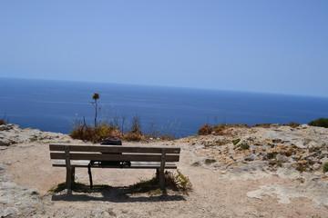 Klify Dzingli - Malta