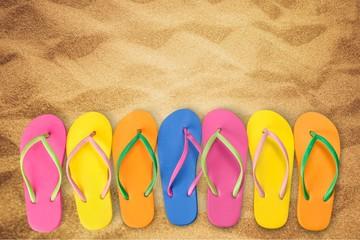Summer Flip-flops.