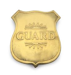Guard Badge Shield