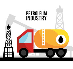 Petroleum industry design.