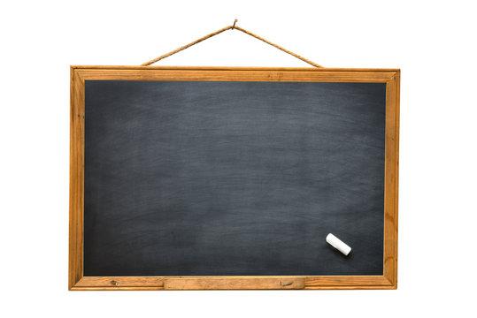 Old white board