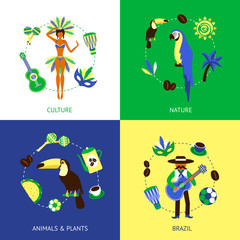 Brazil Design Concept