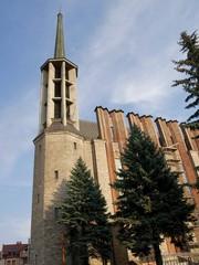 catholic church in Jaslo