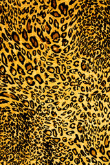 texture fabric wild animal pattern background