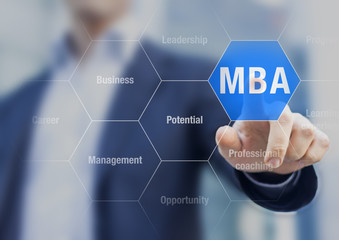 Choosing MBA Master of Business Administration program for outst