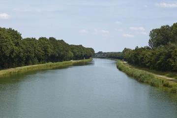 Bramsche (Deutschland) - Mittellandkanal