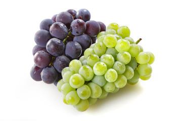 ぶどう Grape  Green grapes Fototapete