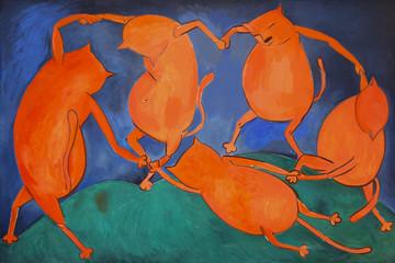 Cats' Dance