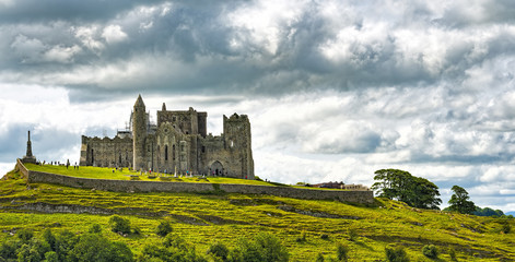 Irland Rock of Cashel Panorama