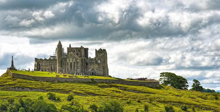 Irland Rock of Cashel Panorama