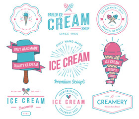Ice Cream 2 colored