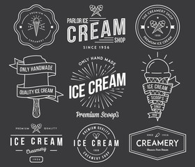 Ice Cream 2 white