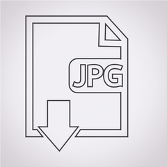 File type JPG icon