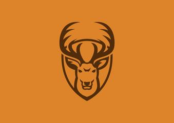 deer sport mascot