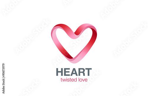 Illustrator Tutorial Logo Design Heart Graphic Design