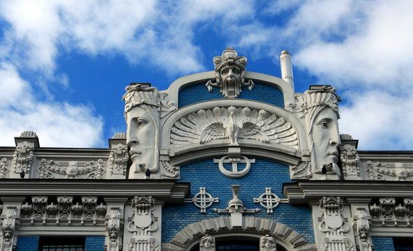 Riga, Art Noveau