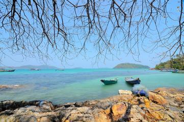 Nom island, Nam Du near Phu Quoc island, Kien Giang, Vietnam