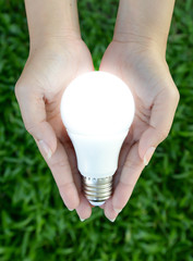 LED bulb - Lighting in our hand