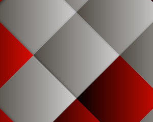 background of red and gray squares