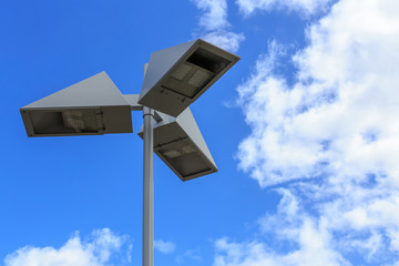 LED Strassenbeleuchtung
