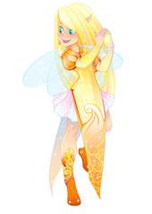 Fairy of light and sun