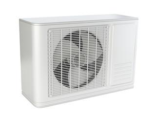 Modern air conditioner external block