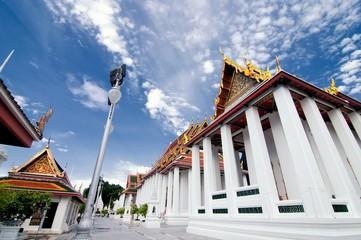 Wat Ratchanadda, Bangkok, Thailand