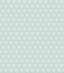 Seamless geometry polygon pattern background.