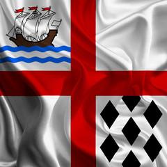 Canadian Municipal Flags: Nanaimo