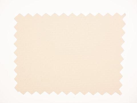 Retro looking Brown Fabric sample