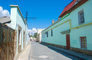 Crimea. Yevpatoria. Old city.