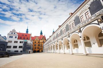 Procesion Del Principe building, Dresden