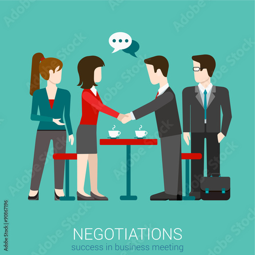 dimensions of success in business negotiation