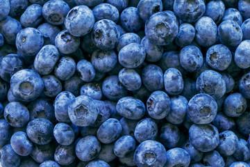 Blueberries fruit vitamin fresh