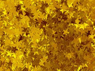 shining background stars