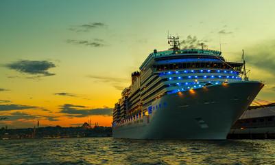 Cruises Istanbul Port Bosporus