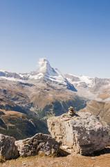 Zermatt, Dorf, Bergdorf, Alpen, Schweizer Alpen, Trockener Steg, Schwarzsee, Furi, Rothorn, Wanderferien, alpin, Wallis, Sommer, Schweiz