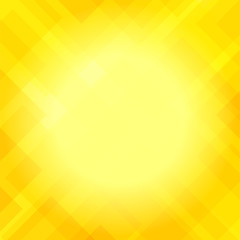 Abstract Elegant Yellow Background
