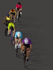 Rainbow Cyclists