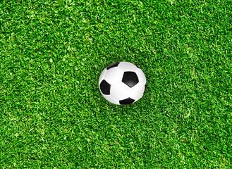 green grass field sport background idea concept