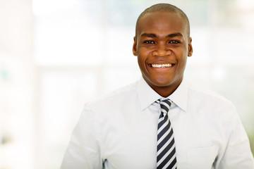 african american entrepreneur in office