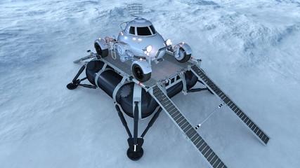 宇宙探査車