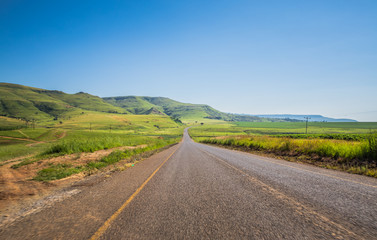 Landscapes of South Africa