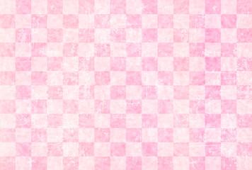 ピンク 年賀状 背景