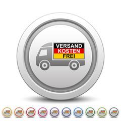 Versandkostenfrei - Truck Button SET