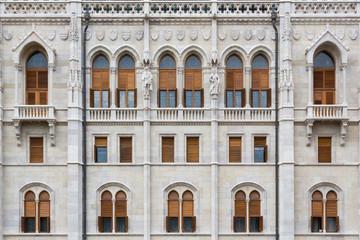 Hungarian Parliament Building - Országház - Budapest
