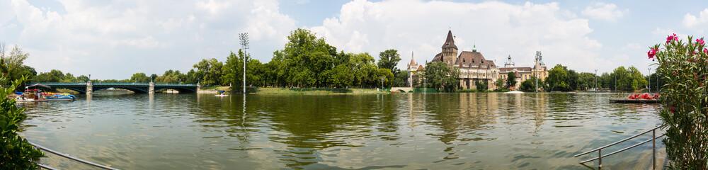 Vajdahunyad castle - Budapest