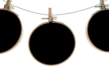 Blank photo frames on line