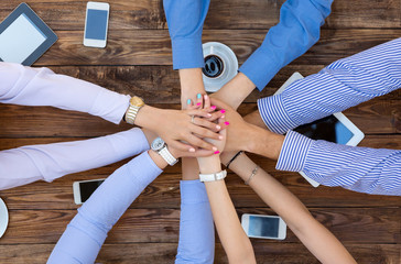 Business Team Unity
