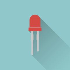 icon of led
